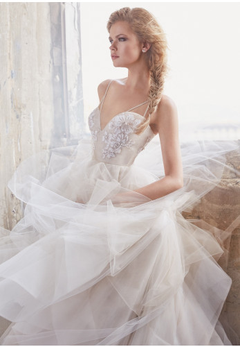 Hayley Paige Keegan 6760 Wedding Dress