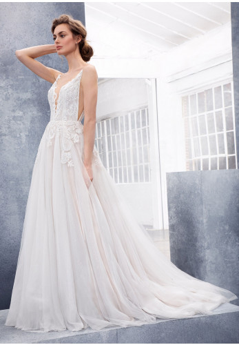 Hayley Paige 6904 Nash Wedding Dress