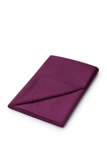 Helena Springfield 180 Thread Count Flat Sheet, Mulberry