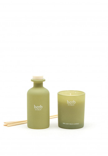 Herb Dublin Winter Walks Candle and Diffuser Set
