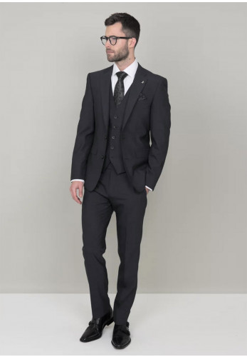 Herbie Frogg Grey Trousers Mix and Match, Tailored