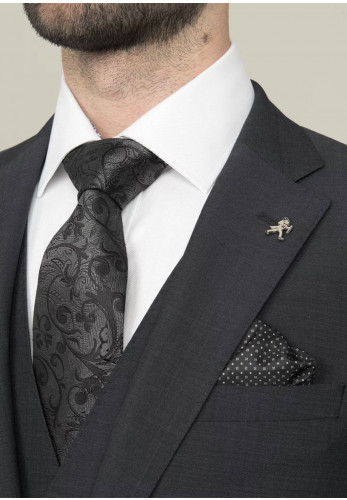 Herbie Frogg Grey Waistcoat Mix and Match, Tailored
