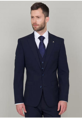 Herbie Frogg Navy Jacket Mix and Match, Tailored