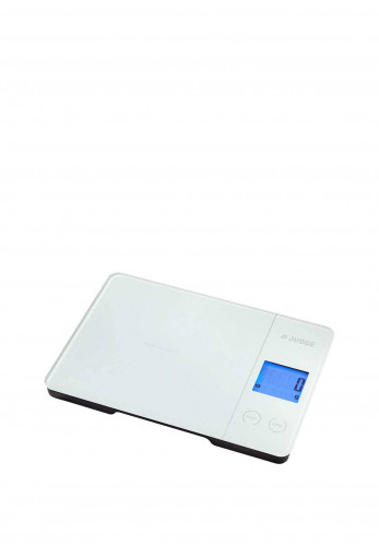 Judge Digital Scale with Touch Controls