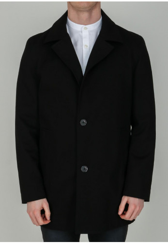 Hugo Boss Trench Coat, Black