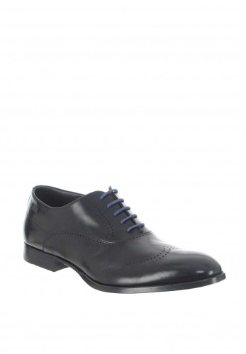 Hugo Boss Gemmo Leather Shoe, Black