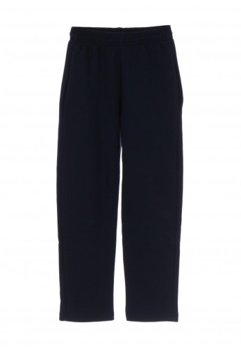 Hunter Kids School Cotton Jogger Bottoms, Navy