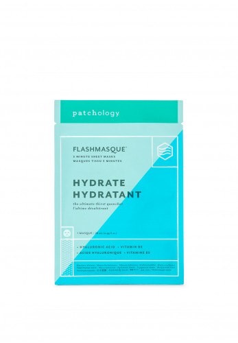 Patchology Flash Masque Hydrate The Ultimate Thirst Quencher