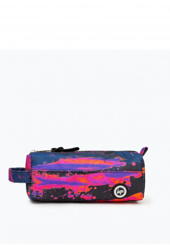 Hype Sunset Paint Pencil Case, Multi-Coloured
