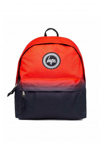 Hype Fade Backpack, Red and Black
