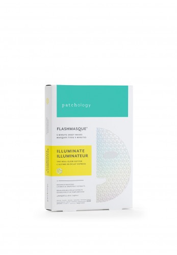 Patchology Flash Masque Illuminate The Real Glow Getter 4 Pack