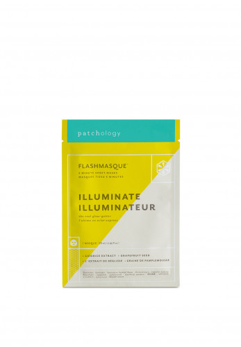 Patchology Flash Masque Illuminate The Real Glow Getter