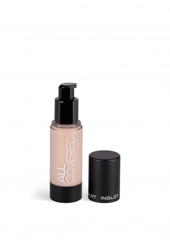 Inglot All Covered Face Foundation 35ml, LW001