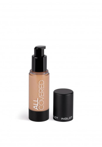 Inglot All Covered Face Foundation 35ml, MW007