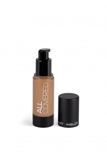 Inglot All Covered Face Foundation 35ml, MW008