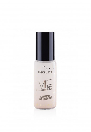 Inglot Illuminizing Face & Body Mist, 301 Moscow Mule