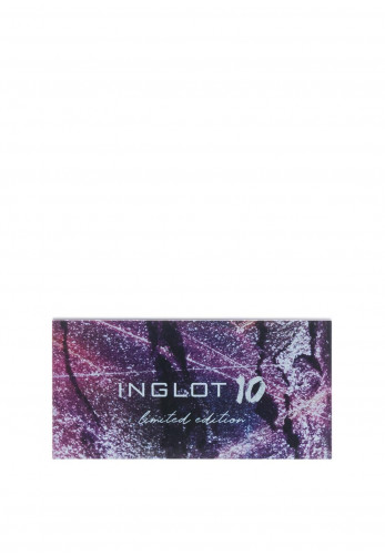 Inglot 10 Palette Custom Made