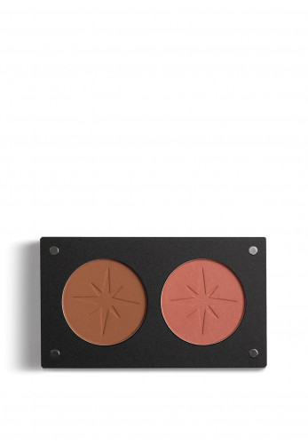 Inglot x Maura Elements Collection Bask In The Glow Duo, Sunset
