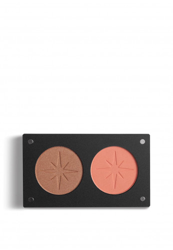 Inglot x Maura Elements Collection Bask In The Glow Duo, Sunshine
