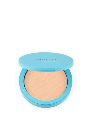 Inglot Stay Hydrated Pressed Powder, 203