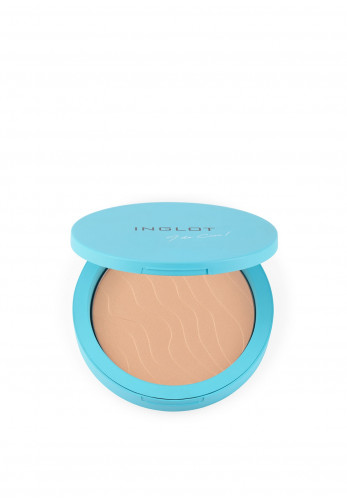 Inglot Stay Hydrated Pressed Powder, 204