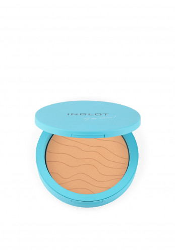 Inglot Stay Hydrated Pressed Powder, 205