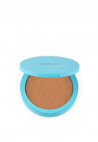 Inglot Stay Hydrated Pressed Powder, 207