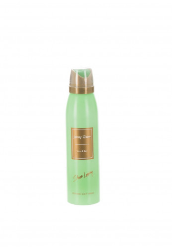 Jenny Glow Sheer Luxury Body Spray, Lime & Basil