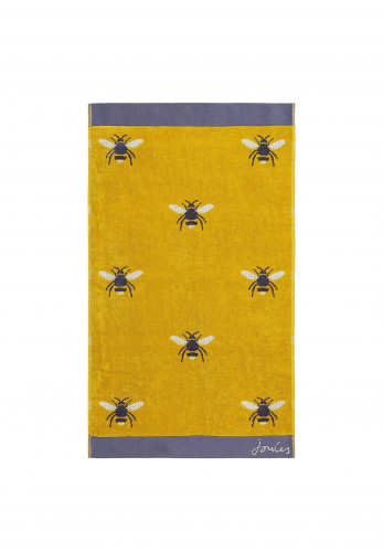 Joules Botanical Bee Towels, Gold