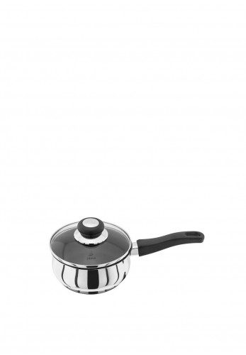 Judge Vista 16cm Non-Stick Saucepan, Silver