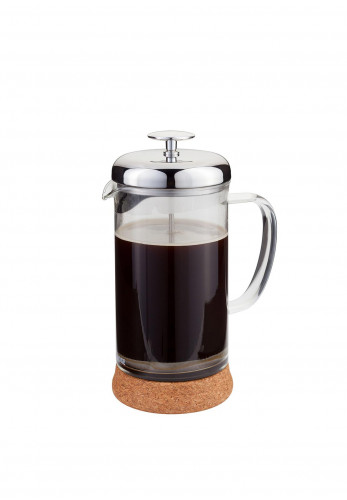 Judge 8 Cup Classic Glass Cafetiere 1Ltr