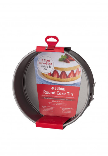 Judge Round Springform Cake Tin