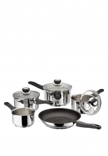 Judge Vista 5 Piece Non-Stick Draining Set