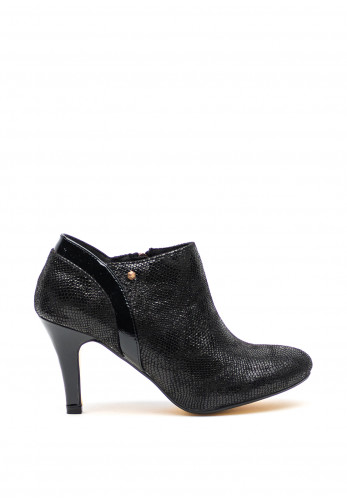 Kate Appleby Golspie Low Ankle Boots, Black