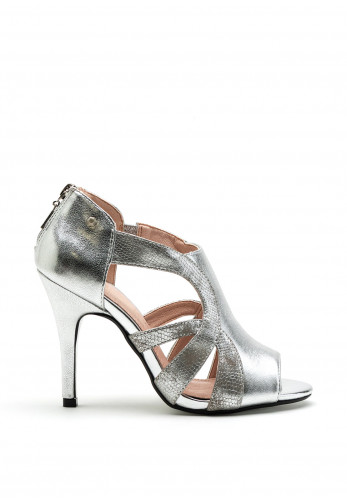 Kate Appleby Neaulady High Heel Sandals, Silver