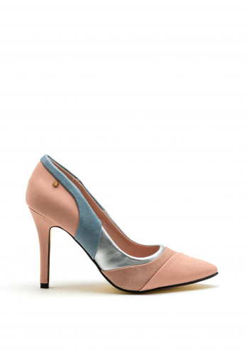 Kate Appleby Snowdon Pointed Toe High Heel Shoes, Pink