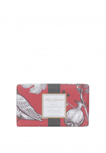 Katie Hannah By McElhinneys 'Black Pomegranate' Soap
