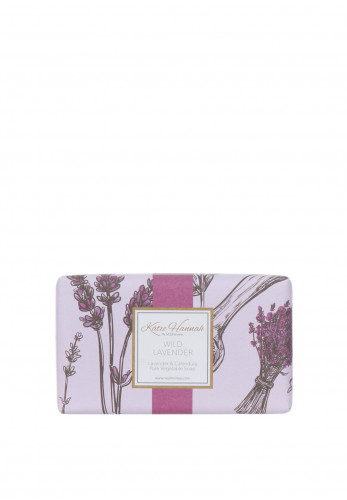 Katie Hannah By McElhinneys 'Wild Lavender' Soap