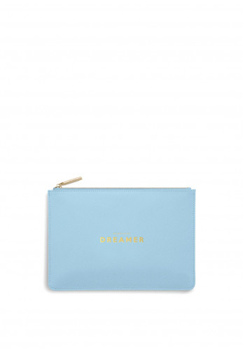 Katie Loxton Perfect Pouch 'Beautiful Dreamer', Blue