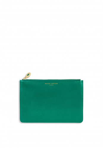 Katie Loxton Birthstone Perfect Pouch August, Green