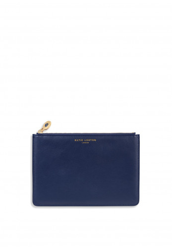 Katie Loxton Birthstone Perfect Pouch September, Navy