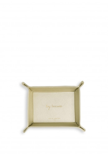 Katie Loxton Tiny Treasures Organising Tray, Gold