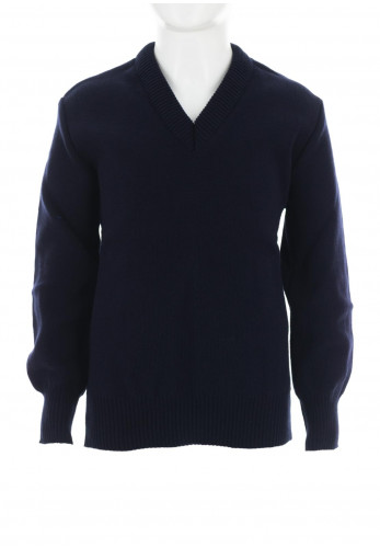 Deer Park School Jumper, Navy