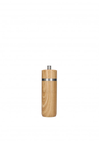 Kitchen Craft Medium Salt & Pepper Mill, Beech Finish