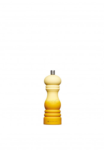 Kitchen Craft Medium Salt & Pepper Mill, Mustard Ombre