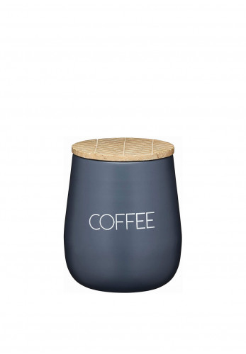 Serenity by Kitchen Craft Coffee Canister, Grey