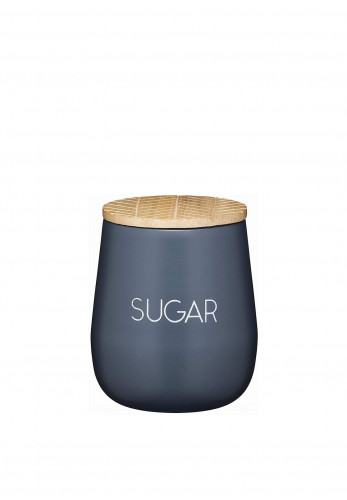 Serenity by Kitchen Craft Sugar Canister, Grey