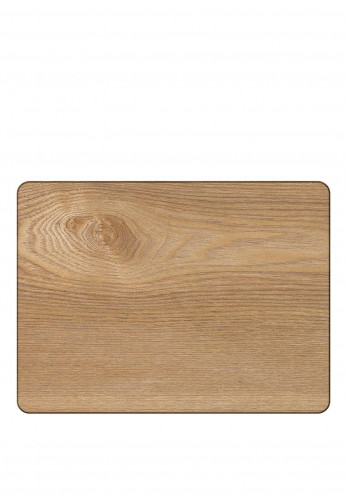 Creative Tops Natural Set of 4 Placemats, Wood