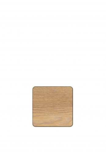 Creative Tops Natural Set of 4 Coasters, Wood