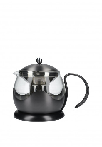 Kitchen Craft 4 Cup Teapot, Grey